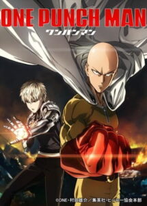 One Punch Man Home Page