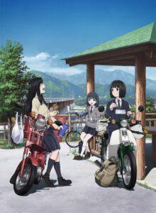 Super Cub Anime Homepage