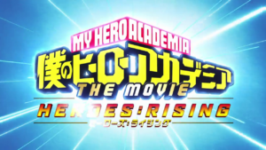 Boku no Hero Academia Hero Rising