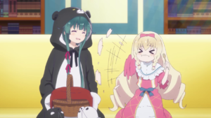 Resensi Kuma Bear Episode 6